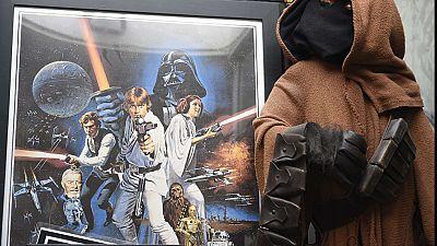 Un enfermo terminal logra ver la última película de Star Wars antes de su estreno