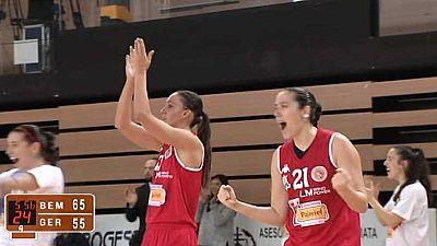 Baloncesto - Liga Femenina. 8ª jornada: Embutidos Pajariel Bembibre - Gernika Bizkaia - ver ahora