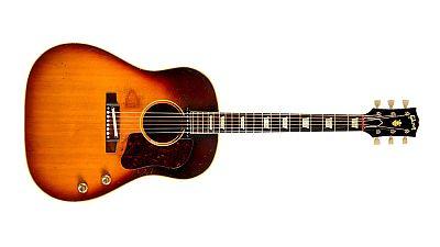 Subastan por más de dos millones de dólares la guitarra robada de John Lennon