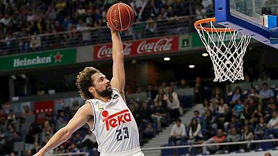 Baloncesto - Liga ACB. 5� Jornada: Movistar Estudiantes-Real Madrid - ver ahora