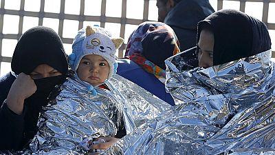 Cientos de personas siguen llegando a diario a las costas griegas
