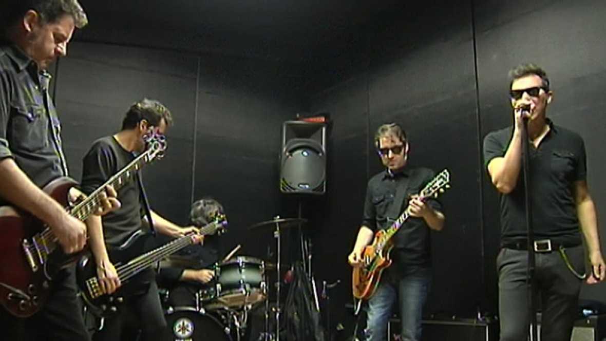 20 años después de su último concierto, la mítica banda granadina '091' vuelve a la carretera