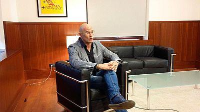 "Romeva: la resoluci�n independentista est� ""condicionada"" a que haya un Govern"