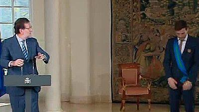 """Rajoy: """"Casillas ha ganado todo lo que se puede ganar"""""""