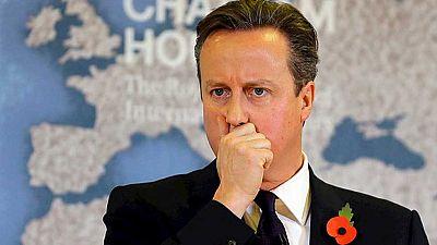 David Cameron hace públicas sus exigencias para defender la permanencia del Reino Unido en la Unión Europea