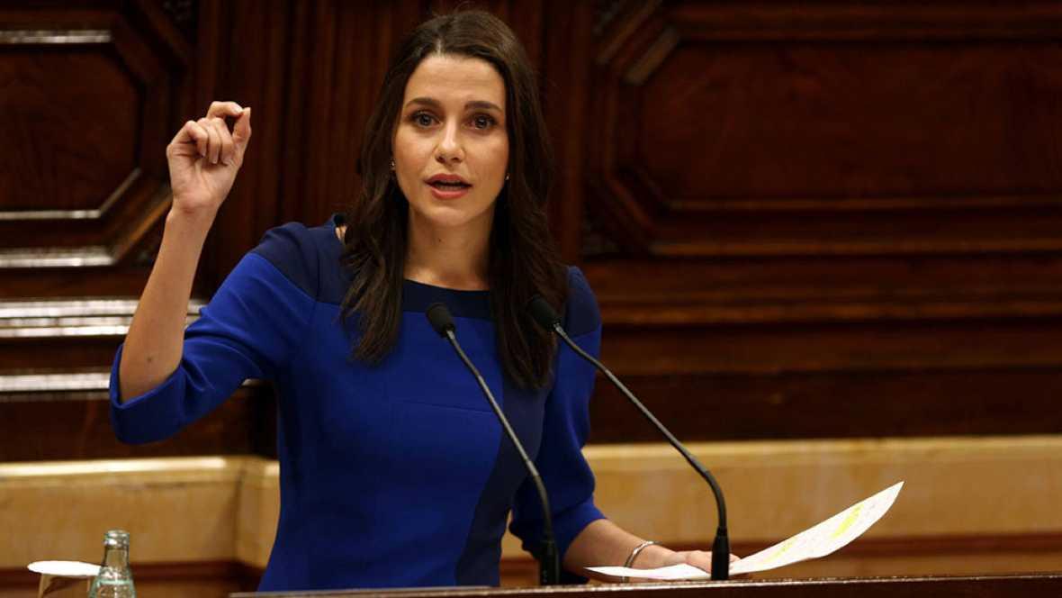 Segunda sesión en el Parlament en la que salvo sorpresas Artur Mas no será investido presidente