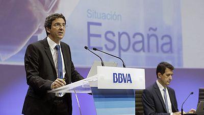 Estudios del BBVA creen que la situación de Cataluña puede afectar a la inversión y al consumo
