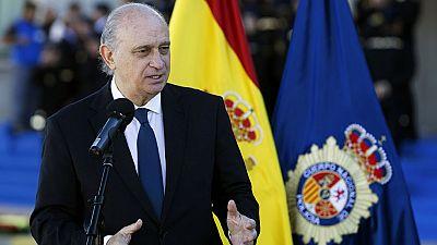 El ministro del Interior asegura que sin respeto a la ley no es posible la democracia ni la convivencia