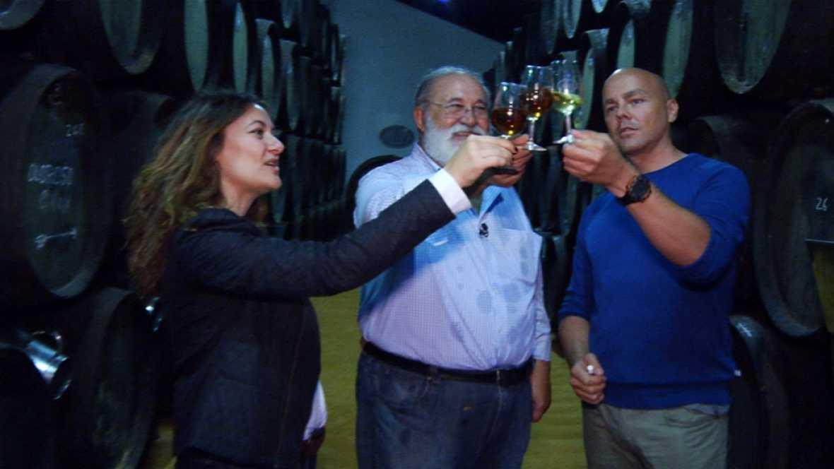 Jerez, tierra de vinos