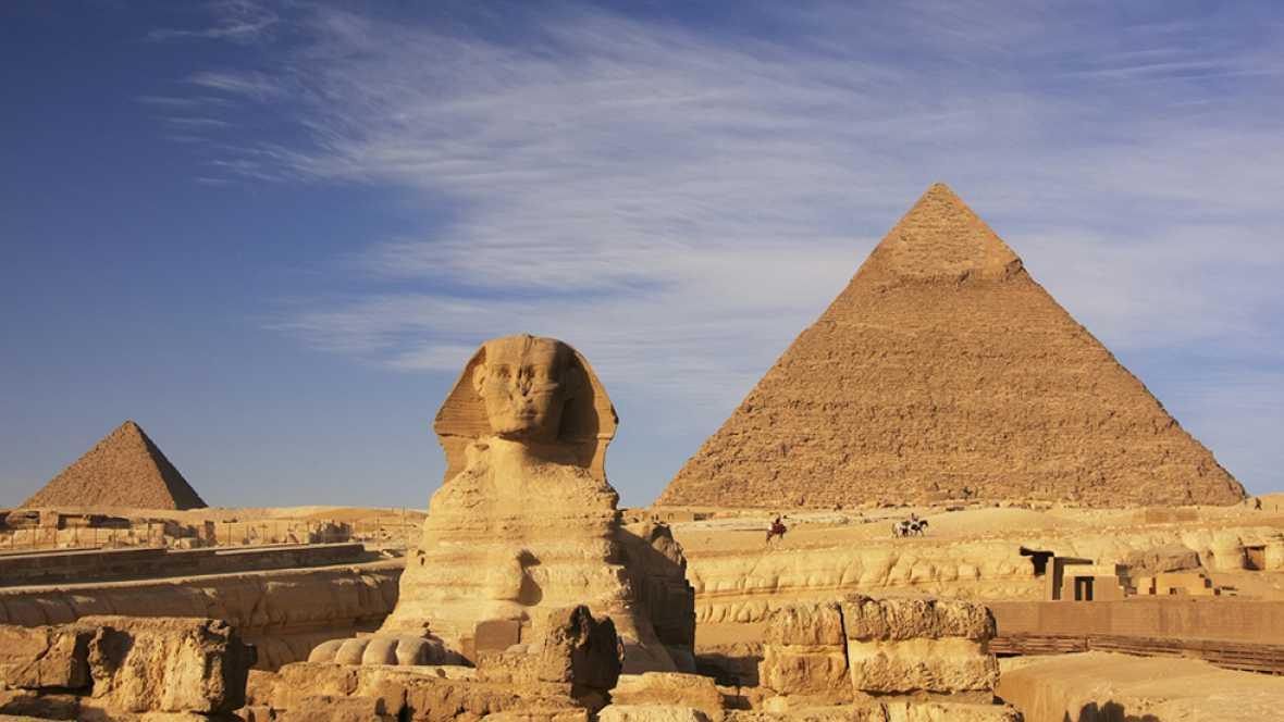 Какую тайну хранит Пирамида Хеопса