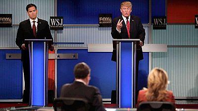 La inmigración y el enfrentamiento entre Trump y otros candidatos marcan el cuarto debate republicano
