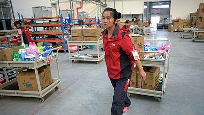El gigante chino Alibaba bate en el Día del Soltero el récord de ventas online en una jornada