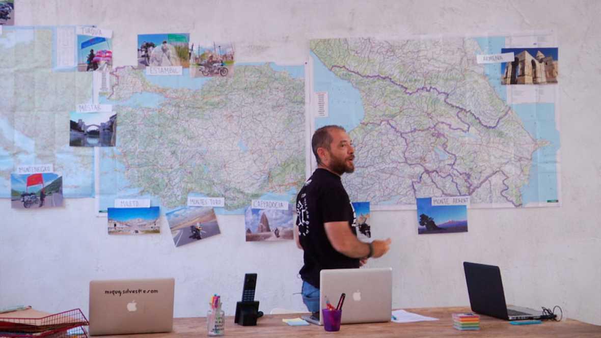 Diario de un nómada - Presentación Operación Arar