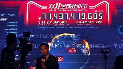 El gigante asiático Alibaba bate en sólo 12 horas un nuevo récord de ventas online
