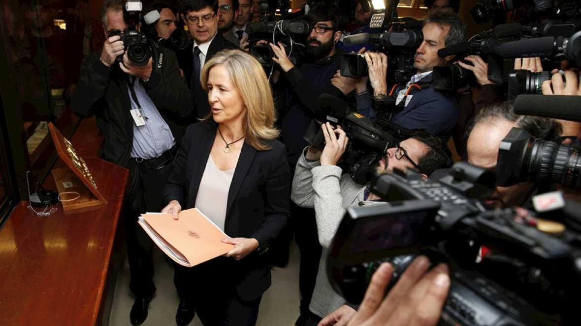 El recurso del Gobierno advierte a cargos de la Generalitat y el Parlament de que pueden ser suspendidos si no acatan el fallo del TC