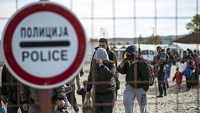 Tensiones en las fronteras europeas antes de una nueva cumbre para tratar la crisis de los refugiados