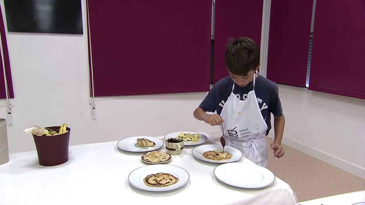 Masterchef junior 3 clase de cocina tradicional espa ola for Cocina tradicional espanola