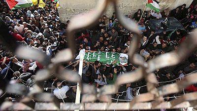 Soldados israelíes matan a un palestino en un hospital de Hebrón
