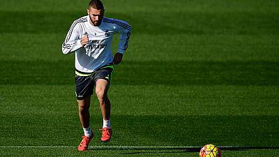 El Madrid, pendiente de Benzema y Ramos
