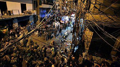 Un doble atentado suicida contra Hizbulá en Beirut causa más de 40 muertos