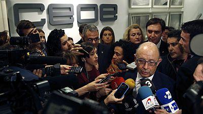 Hacienda pide a la Generalitat que presente un ajuste extra de 1.318 millones para cumplir con el déficit