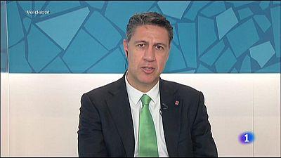 El Debat de La 1 - Entrevista a Xavier Garcia Albiol
