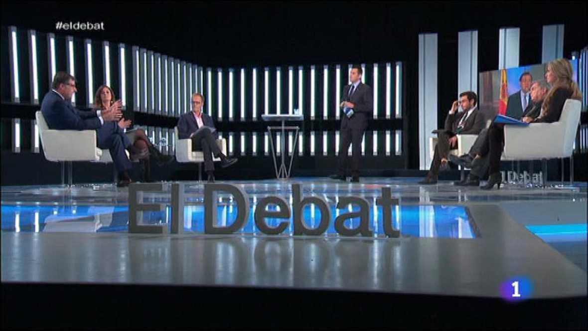 El Debat de La 1 - Actualitat pol�tica catalana