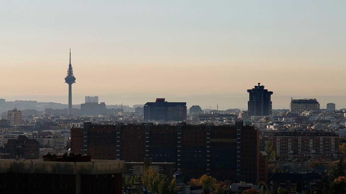 Por qué a Madrid le ha salido una 'boina' de contaminación