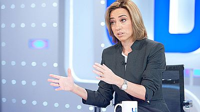 """Chacón: """"El independentismo está poniendo en riesgo las inversiones en Cataluña y el crecimiento económico"""""""