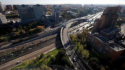 ¿Qué medidas de restricción del tráfico se plantean en Madrid en caso de aumento de la contaminación?