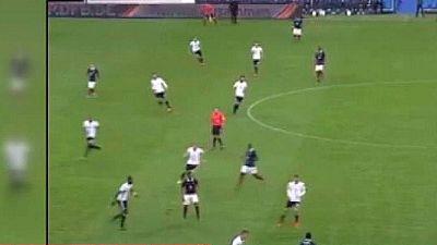 Así se ha sentido la explosión en el exterior del Stade de France durante el Francia-Alemania