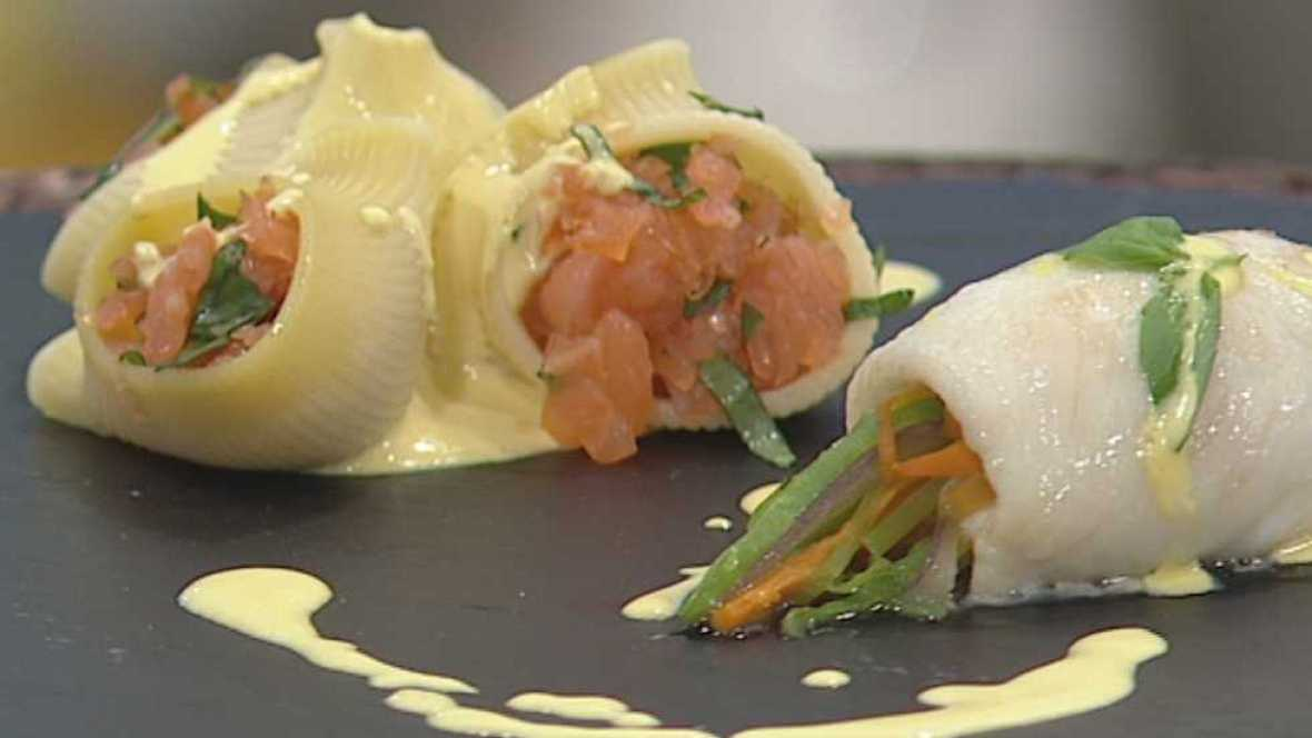 Cocina con sergio gallo al azafr n cocina con sergio - Cocina con sergio pepa ...