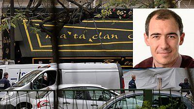 Un español de 29 años entre los muertos en la sala Bataclan de París