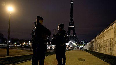 Los terroristas de París actuaron de forma coordinada