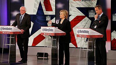 Los atentados de París marcan el debate de los candidatos demócratas en EE.UU.