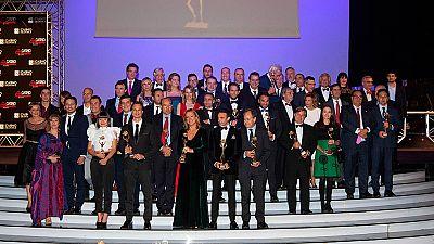 Varios profesionales de RTVE, galardonados en las Antenas de Oro