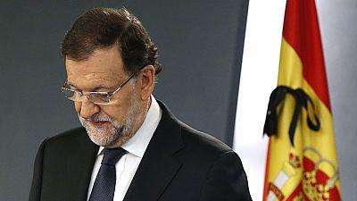 Rajoy informa del fallecimiento de sólo un español