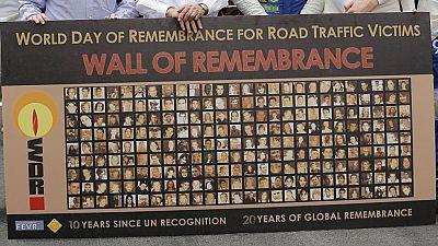 Día Mundial de las Víctimas de Tráfico