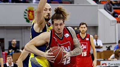 En el Príncipe Felipe, MoraBanc Andorra sentenció al CAI Zaragoza (73-80) y rompe de esta manera una racha de tres derrotas consecutivas.