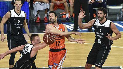 Baloncesto - Liga ACB 6� jornada: Dominiion Bilbao Basket - Valencia Basquet Club - VER AHORA