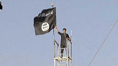 En menos de una década el Estado Islámico se ha hecho con el control de parte de Siria e Irak