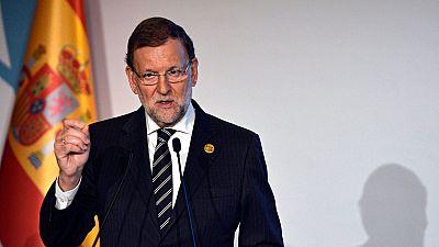 """Rajoy: """"Nada puede amparar las atrocidades que hemos visto en París y antes en otras partes del mundo"""""""