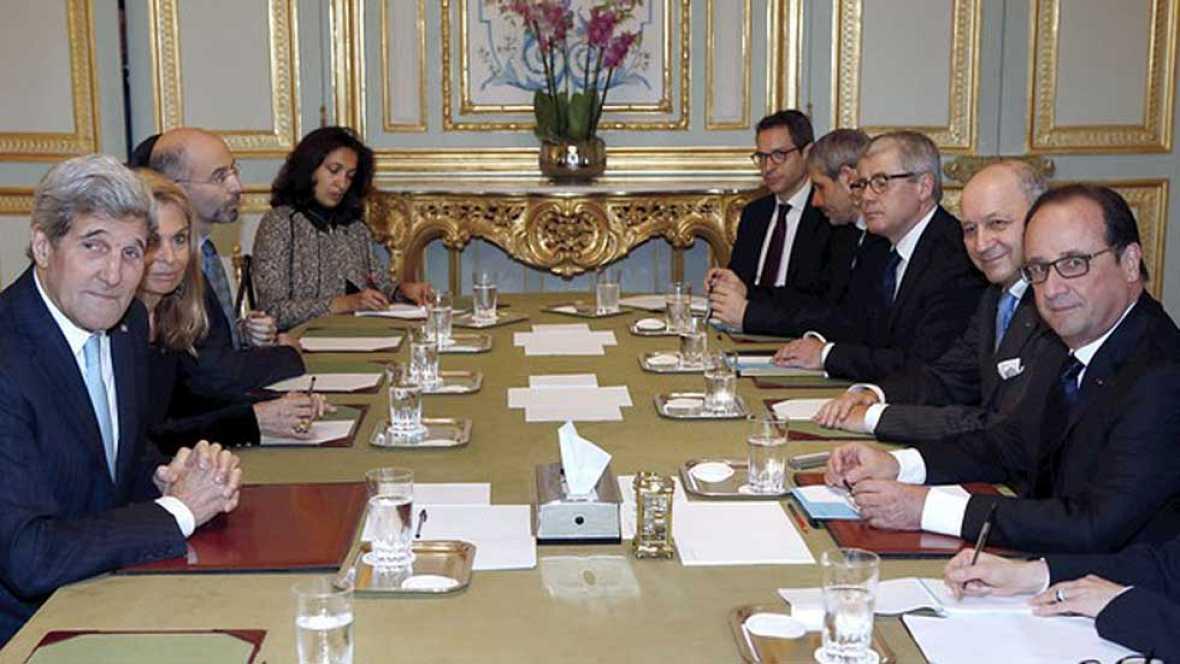 El frente diplomático empieza a perfilar la gran coalición contra el terrorismo yihadista