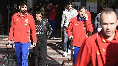 Suspendido el partido de fútbol entre Bélgica y España por riesgo real de atentado