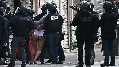 La Polic�a lanza una gran operaci�n en Saint Denis para detener al cerebro de los atentados de Par�s
