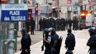 """Operaci�n en Saint-Denis: Testigo espa�ola: """"El tiroteo ha durado una hora, sin interrupci�n"""""""