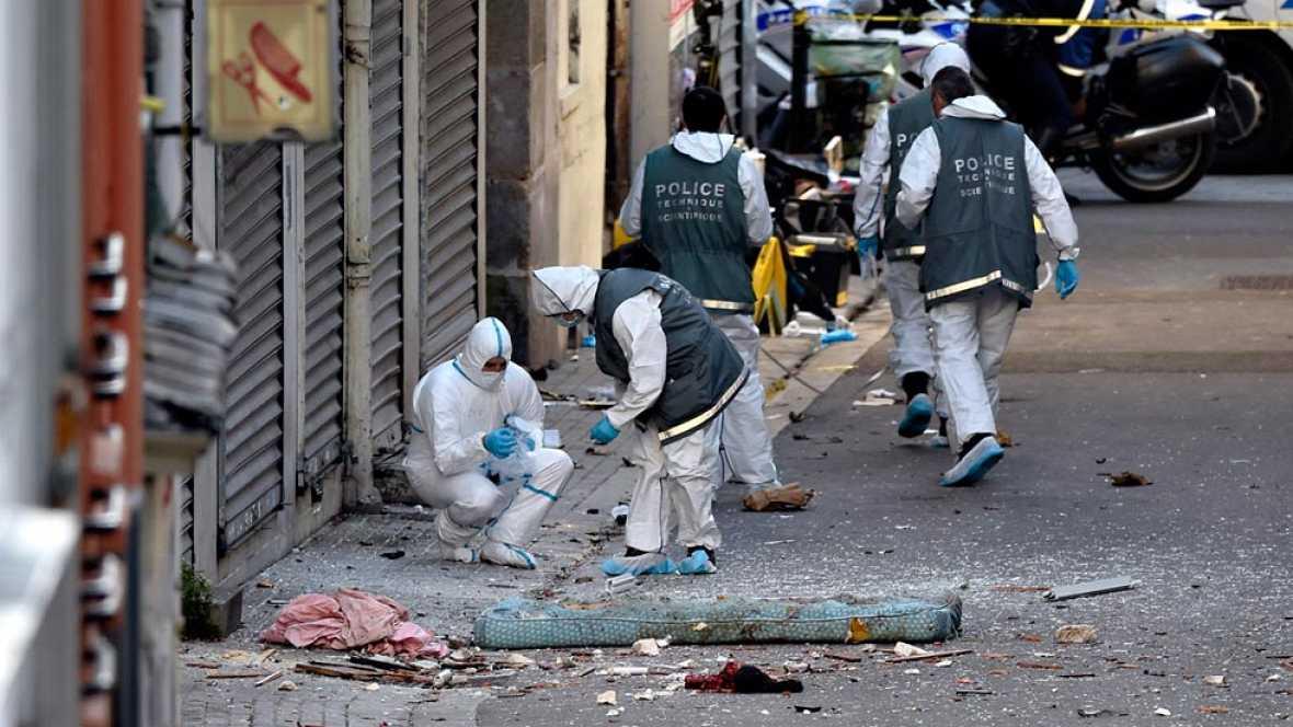 El fiscal general de Francia afirma que la operación antiterrorista de Saint-Denis ha acabado con un comando listo para atentar