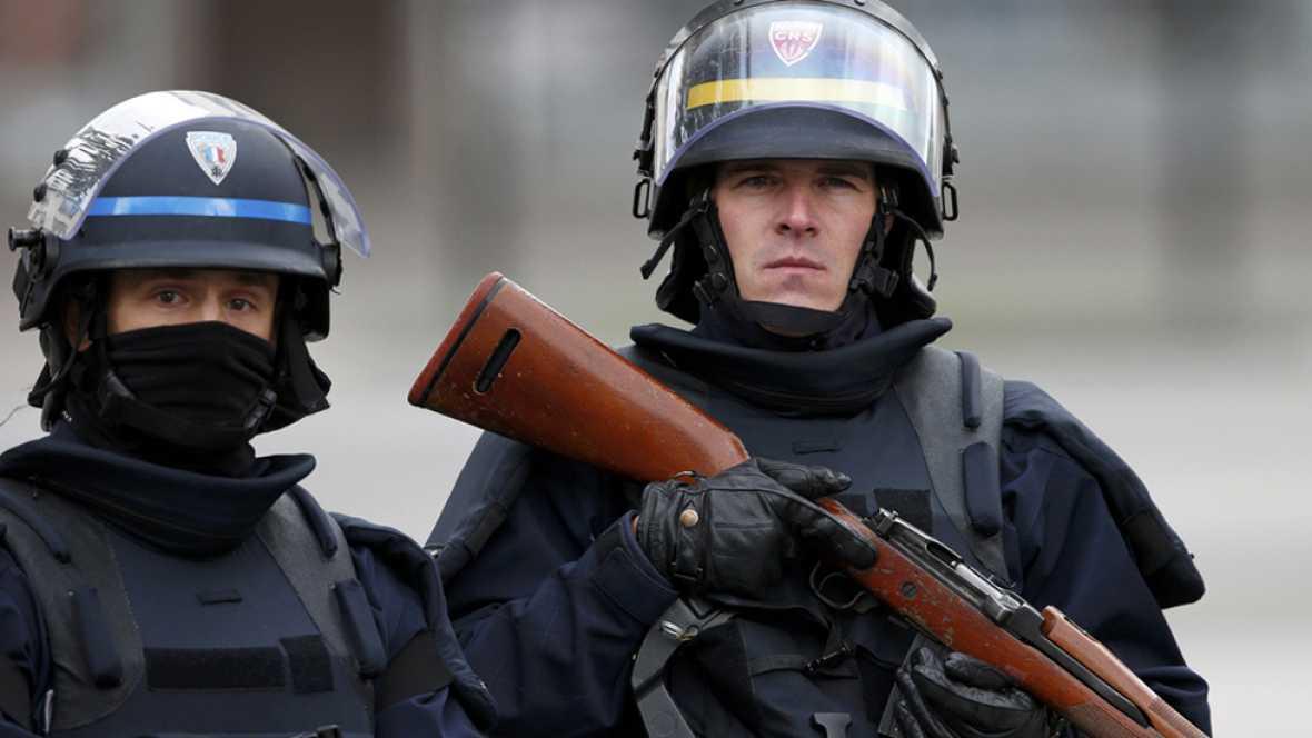 Francia estrecha el cerco a los terroristas