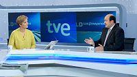 Los desayunos de TVE - Andoni Ortuzar y  Ives Saint-Geours - ver ahora