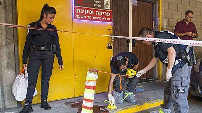 Cinco personas mueren en dos ataques contra israelies en Tel Aviv y Cisjordania